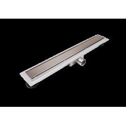 Balneo Duplex 90 cm - Odpływ liniowy dwustronny