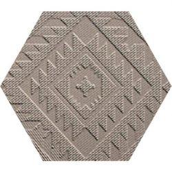 41zero42 Clay41 Esagona Navajo Mud 22,5x19,5