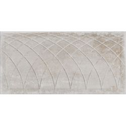 Atlantic Tiles ( Saloni ) Serra Curves White 45x90