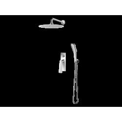 Vedo System natryskowy podtynkowy III DESSO / Nr KAT: VBD4223 deszczownica o śr. 250mm