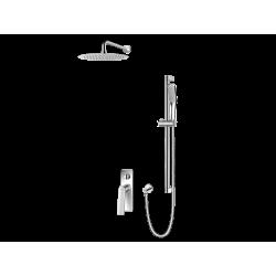 Vedo System natryskowy podtynkowy IV DESSO / Nr KAT: VBD4224 deszczownica o śr. 200mm
