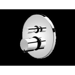 Vedo Bateria wannowo-natryskowa podtynkowa BLACK LINE / Nr KAT: 9650