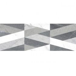 Colorker Lincoln Graphic White 31,6x100