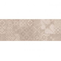Colorker Stown Patchwork Caramel 25x75
