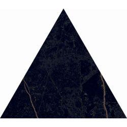 Flaviker Supreme Evo Triangolo 30 Noir Laurent Lux+ 0002514 30x30