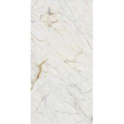 Marazzi 160x320 Stuoiato M36K Grande Marble Look Golden White Satin Stuoiato Rett.