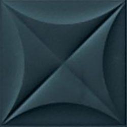Marca Corona 4D Flower Deep Blue 20x20
