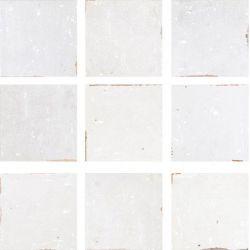 WOW Zellige Decor White 12,5x12,5