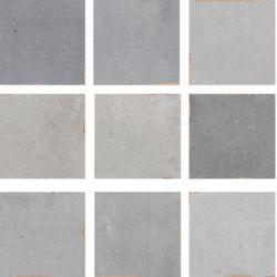 WOW Zellige Decor Grey 12,5x12,5