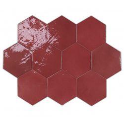 WOW Zellige Hexa Wine 10,8x12,4