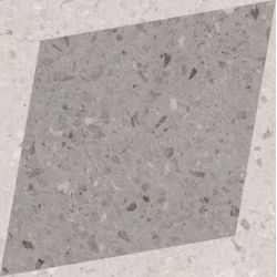 WOW Rhombus Decor Grey 18,5x18,5