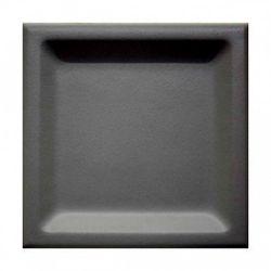WOW Inset Black Matt 12,5x12,5