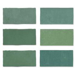 WOW Fez Emerald Matt 6,2x12,5