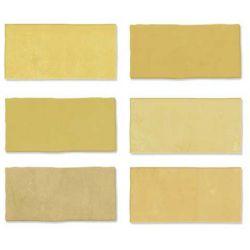 WOW Fez Mustard Matt 6,2x12,5