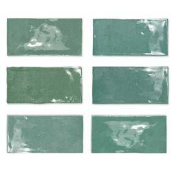 WOW Fez Emerald Gloss 6,2x12,5