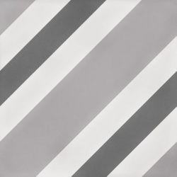 WOW Pattern Decor Grey 18,5x18,5