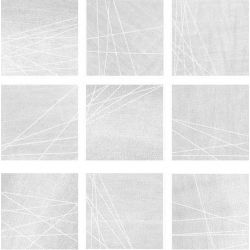 WOW Denim Decor White 14x14