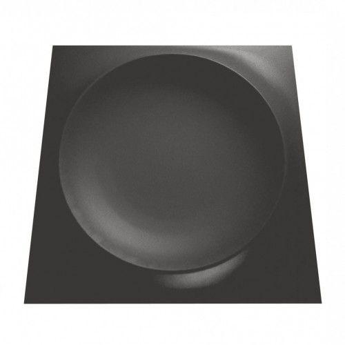 WOW Moon Porcelain Graphite Matt 14x14