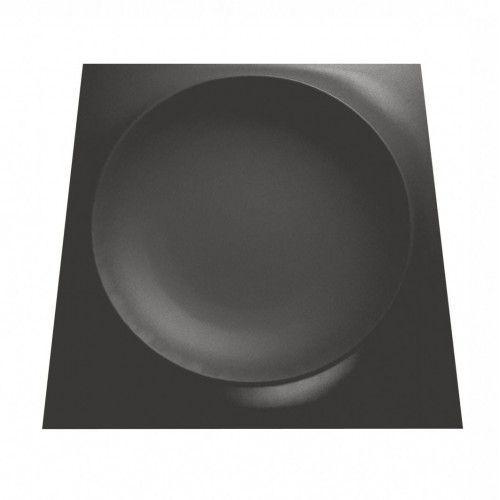 WOW Moon L Graphite Matt 25x25