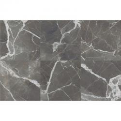 Florim Casa Dolce Casa Stones&More 2.0 Stone Calacatta Black 60x60 Gloss