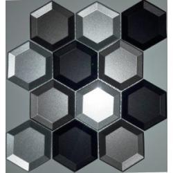 Dell Arte Mozaika REFLEX GREY 23,0 x 26,5