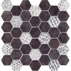 L'Antic Concrete Hive Dark 29,5x30x0,6 cm ZAPYTAJ O DODATKOWY RABAT