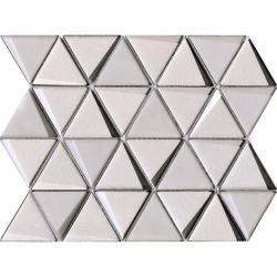 L'Antic Effect Triangle Silver 31x26x0,8 cm ZAPYTAJ O DODATKOWY RABAT