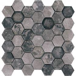 L'Antic Worn Hexagon Anthracite 30x30,5x0,8 cm ZAPYTAJ O DODATKOWY RABAT