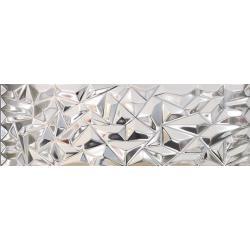 Porcelanosa Prisma Silver 33.3x100