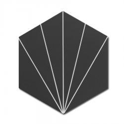 [100885] REALONDA VENUS BLACK 28,5x33,0