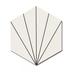 REALONDA VENUS WHITE 28,5x33,0 - 100888
