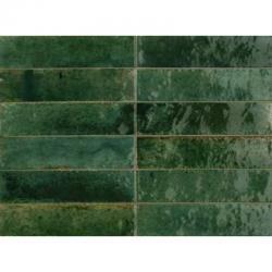 Marazzi M6RQ Lume Green LX 6x24 cm