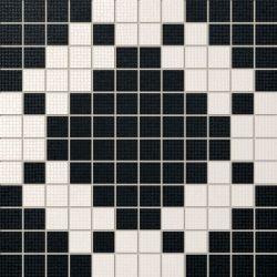 Tubądzin By Maciej Zień MONACO - Mozaika podłogowa Rivage 5 29,8x29,8
