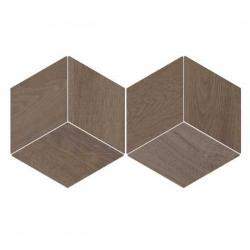Płytka Gresowa WOW Flow Diamond Wood Dark 14x24