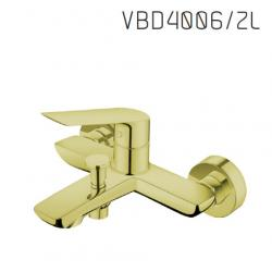 Vedo VBD4006/ZL Bateria wannowa - solo - Złoty