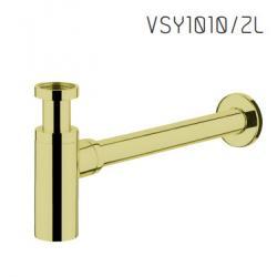 Vedo VSY1010/ZL Syfon umywalkowy UNO - Złoty
