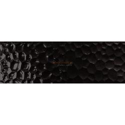 Płytka ścienna Azteca Unik Bubbles Black 30x90