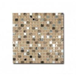 El Casa Mozaika brown pearl 30,5x30,3