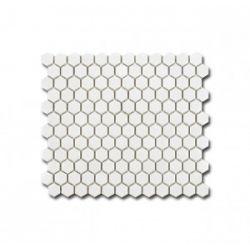El Casa Mozaika Hexagon Blanco MAT 26x30