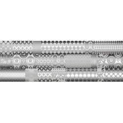 Ibero Concept Dec. Patchwork White S-93 25x75