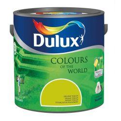Farba Dulux 5L Kolory Świata - Zielone Tarasy