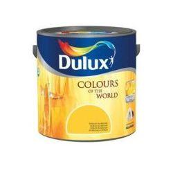 Farba Dulux 2,5L Kolory Świata - Korzeń Kurkumy