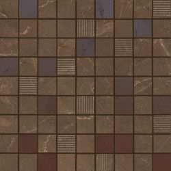 Ibero Mosaico Pulpis Brown B-73 31,6x31,6