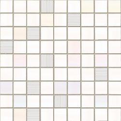Ibero Mosaico Waves Bone B-93 31,6x31,6