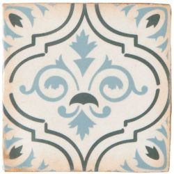 Peronda Argila Archivo Fleur De Lis 12,5x12,5