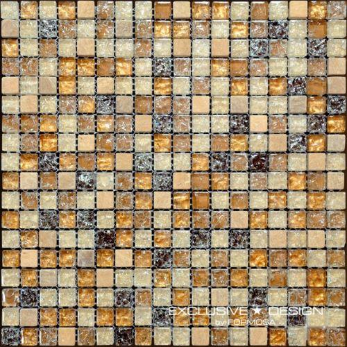 Midas Mozaika Glass and stone Nr 10 300x300x8