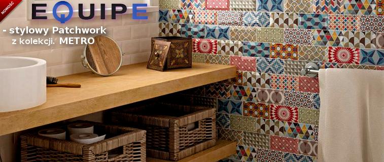EQUIPE - stylowy & modny Patchwork